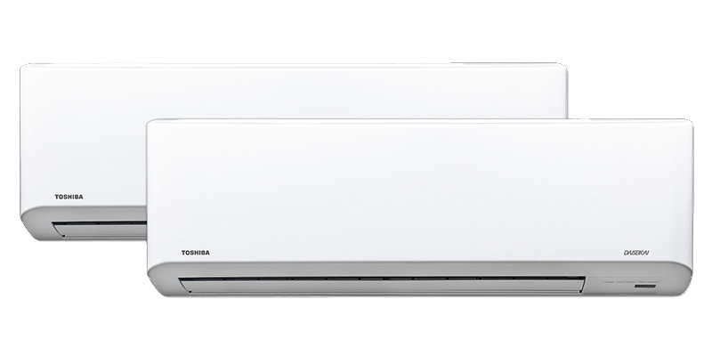 Toshiba multisplitt