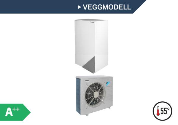 Daikin Altherma LT Veggmodell